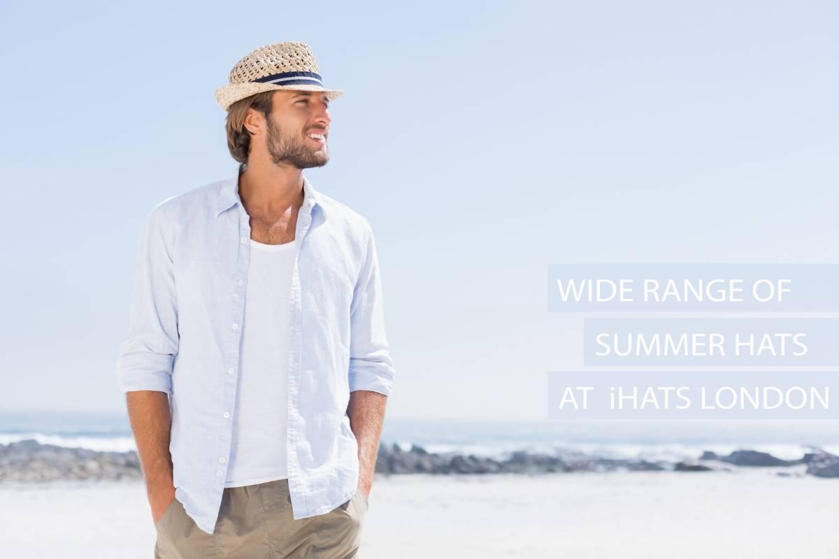 Mens Summer Hat
