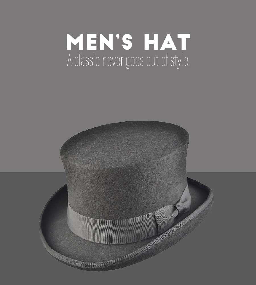 Mens Hat in UK