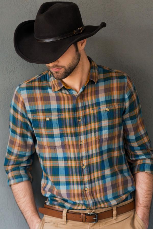 men cowboy hat
