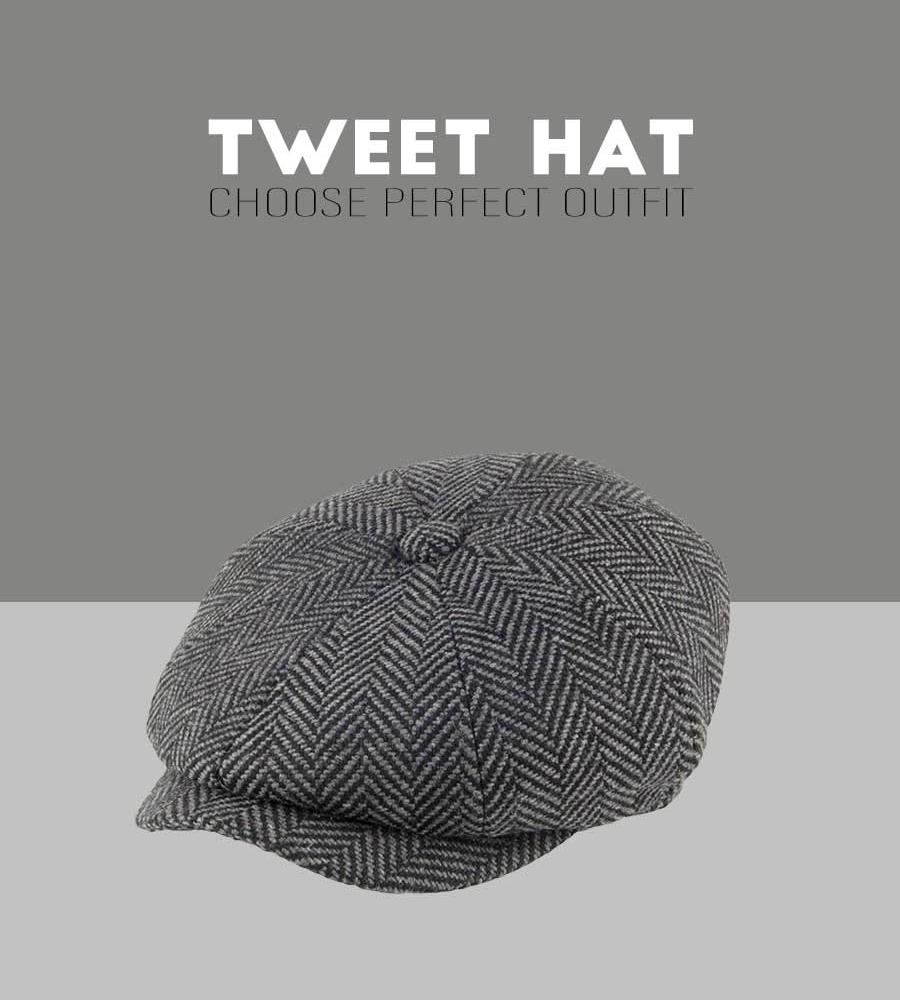 Peaky Blinder Hat
