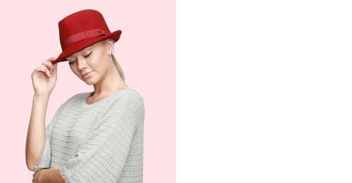 women fedora hat