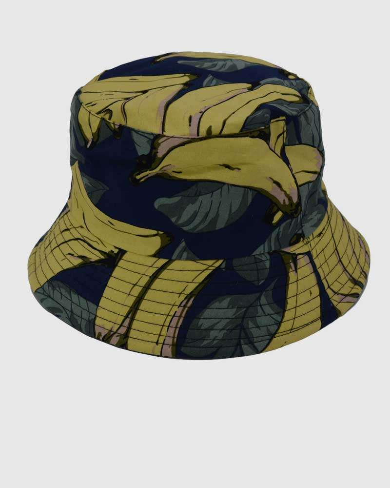 Banana Design Bucket Hat
