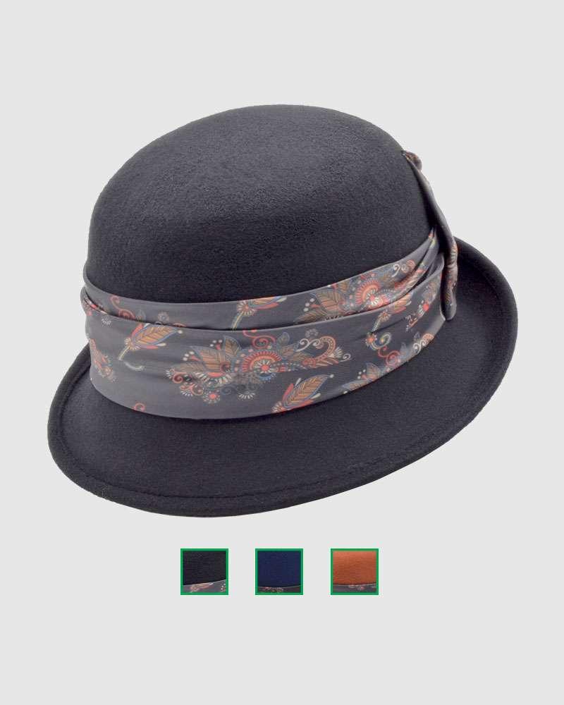 Womens Cloche Hat- Stylish